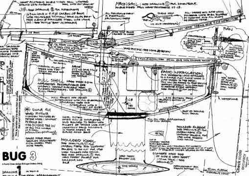 This 11-page PDF includes plans for Roger Stollery's Bug3 ...
