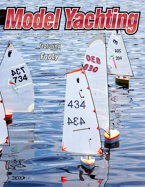AMYA's Model Yachting issue #174 is