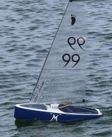 Footy sailboat plans